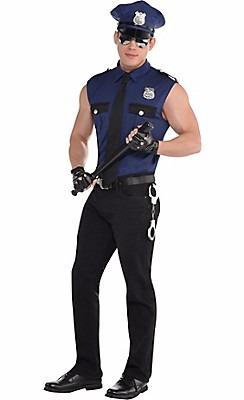 Disfraz Policia Para Hombre Usalo En Halloween 168000 En - Disfraz-de-halloween-para-hombre