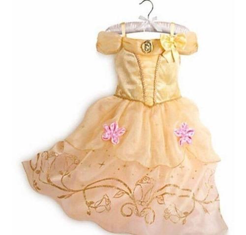 disfraz princesa bella