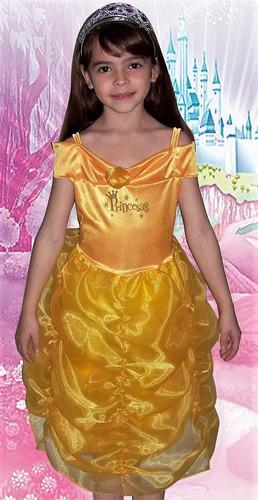 disfraz princesa bella ( talle 0 )