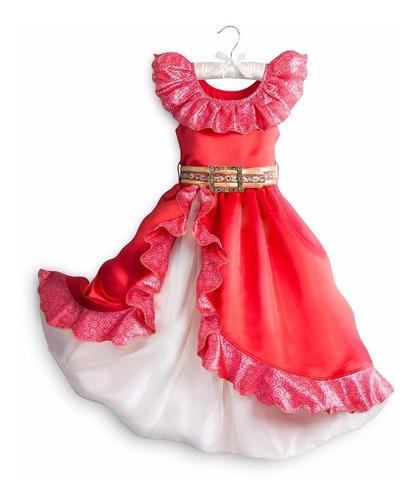 disfraz princesa elena de avalor original disney talla 9/10