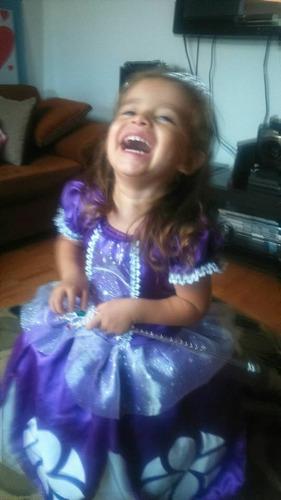 disfraz princesa sofia disfraces niña