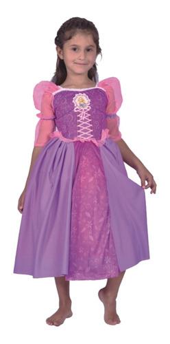 disfraz princesas disney rapunzel orig newtoys mundo manias