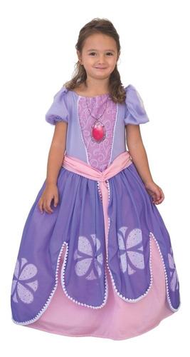 disfraz princesas disney sofia original newtoys mundo manias