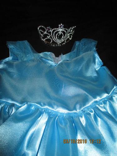 disfraz princesita