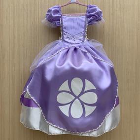 Disfraz Princesita Sofia Premium Vestido Princesa Sofia