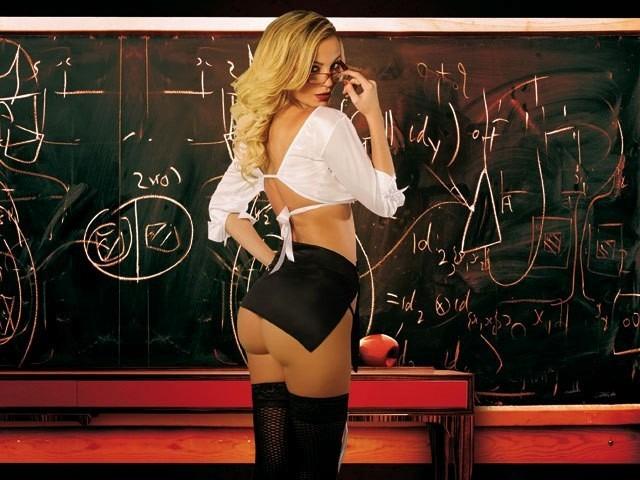 Resultado de imagen para profesora sexy