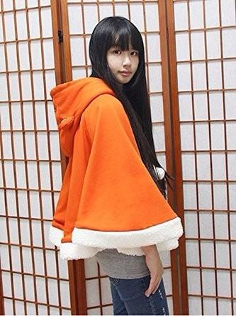 disfraz rulercosplay himouto umaru-chan cosplay cloak doma