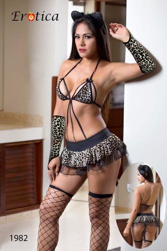 disfraz sexy -disfraces sexys -diablita hot -lencería femeni