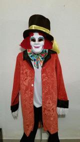 Loco sombrerero cilindro leg Avenue Mad Hatter disfraz Alicia en el país de las maravillas