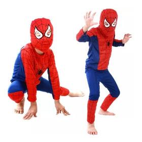 Disfraz Spiderman Superman Batman Hulk Minions Promo!
