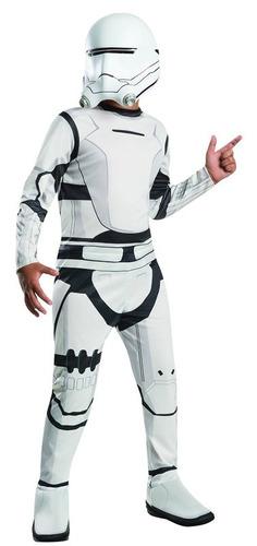 disfraz star wars niño soldado halloween talla l 8 a 10 años