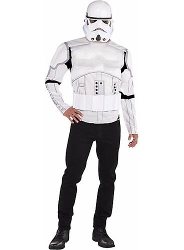 disfraz star wars playera stormtroopers muscle envio gratis