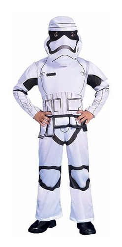 disfraz stormtrooper star wars licencia oficial new toys