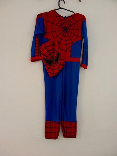 disfraz super heroes - niño