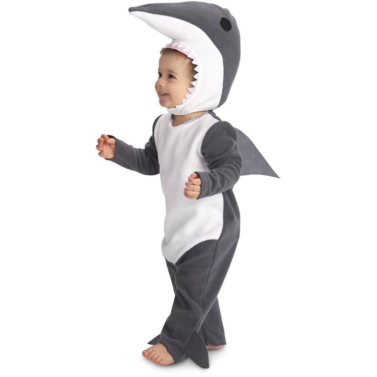 Disfraz Tiburón Para Bebé Talla 12-18m Halloween - $ 171.550 en Mercado Libre