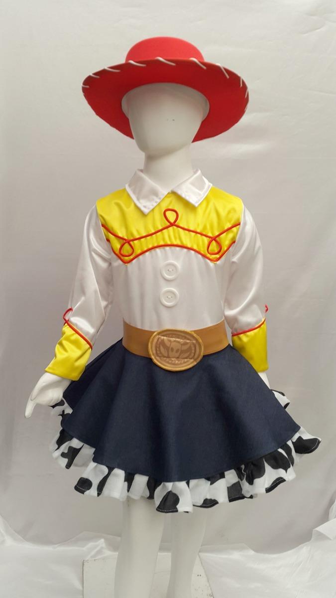 Disfraz tipo jessie vaquerita toy story en mercado libre jpg 675x1200  Disfraces de jessie de toy 2c348ced656