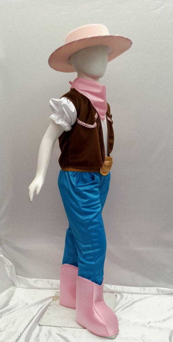 Disfraz Tipo Sheriff Callie Vaquera Con Sombrero -   410.00 en ... 043a9d9a600