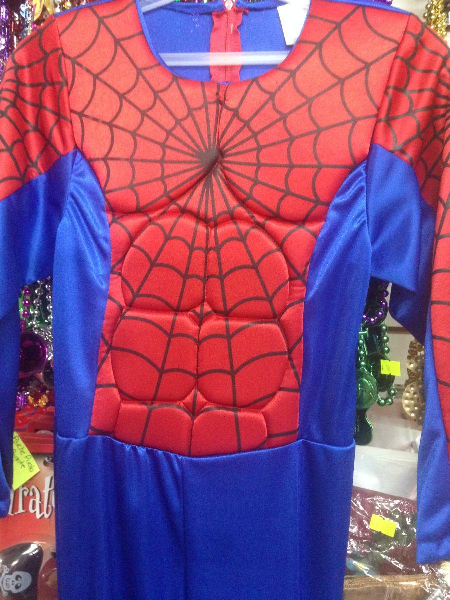 79852d34be Disfraz Tipo Spiderman Niño Super Heroe Hombre Araña - $ 549.00 en ...
