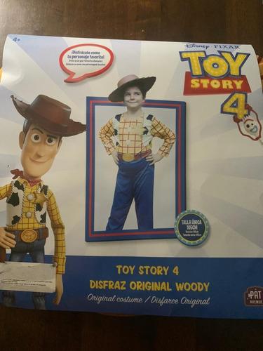 disfraz toy story woody (el vaquero) original disney