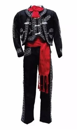 disfraz traje de charro adolescente talla 16 ch