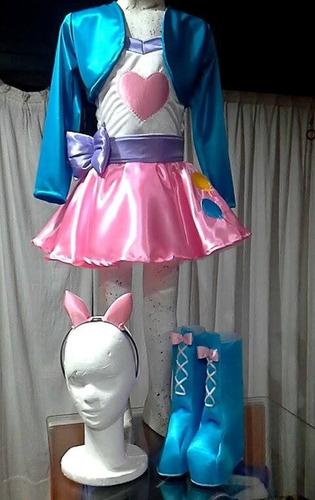disfraz traje de pinky pie - my little pony