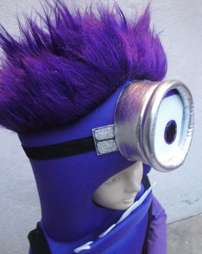 disfraz traje estilo minion malo mi villano favorito