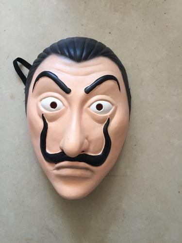 disfraz traje la casa de papel + mascara