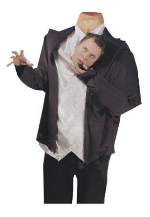 Disfraz Traje Persona Sin Cabeza De Los Hombres 265100 En - Disfraces-sin-cabeza