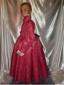 Disfraz Traje Vestido De época Dama Antigua