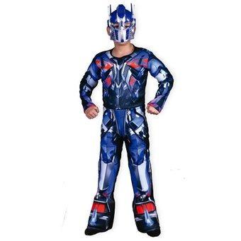 disfraz  transformers optimus prime