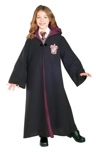 disfraz túnica gryffindor de harry potter rubies para niño l