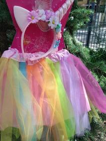 8b9557439 Como Hacer Tutu De Tul - Disfraces para para Niñas Unicornio en Bs ...