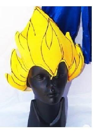 disfraz vegeta super sayayin dragon ball z tallas