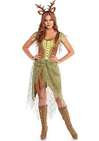 ee3c403d8 Disfraz Venado Reno Navidad Halloween Fiesta Diadema 2 L