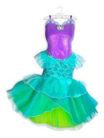 6 Vestido Disfraz Cuotas Sirenita Store Ariel La Disney Pm0wO8nyvN
