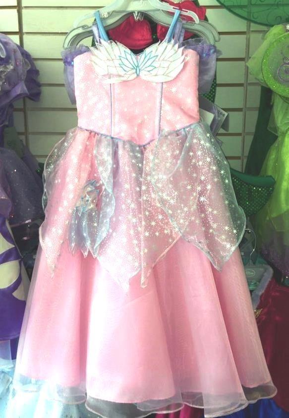 Disfraz Vestido Barbie Lago De Los Cisnes - $ 610.00 en Mercado Libre
