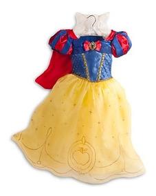Disfraz Vestido Blanca Nieves Talla 56 Disney Store