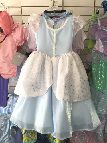 disfraz vestido cenicienta tradicional modelo disney