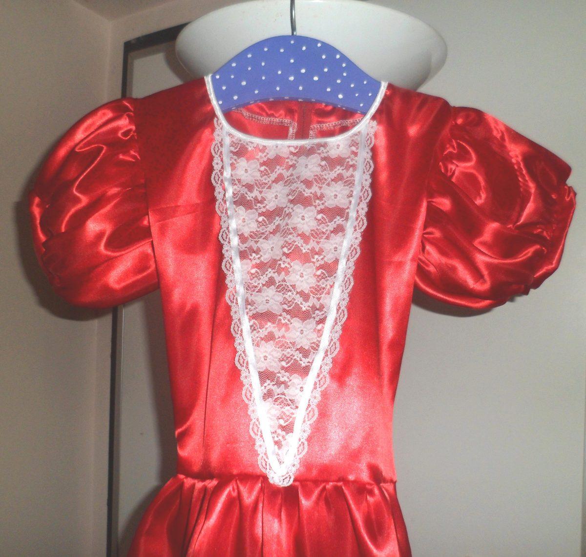 Disfraz Vestido Dama Antigua, Negrita Mulata Y Paisanita - $ 450,00 ...