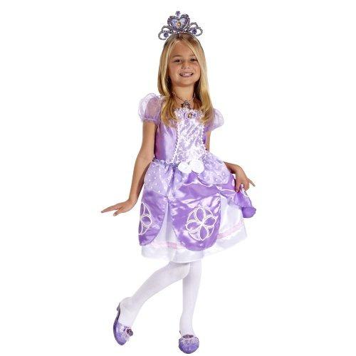 disfraz vestido de princesa sofía the first talla 4-6
