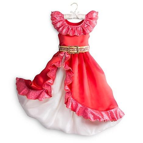 disfraz vestido elena de avalor