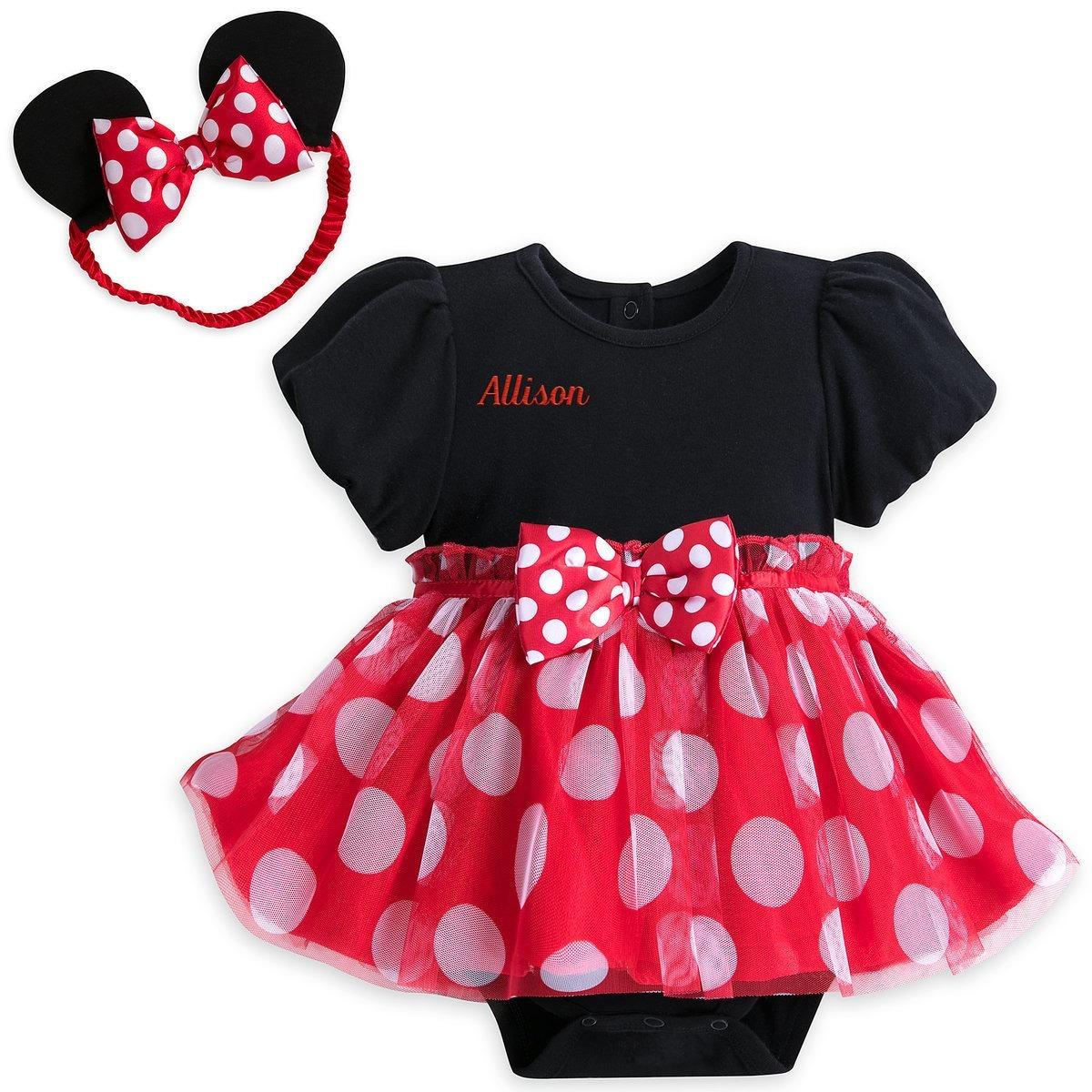 e79a187224d disfraz vestido minnie mouse disney store bebes 12m. Cargando zoom.
