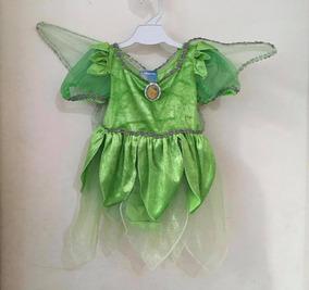 Disfraz Vestido Original Disney Store Tinkerbell Campanita