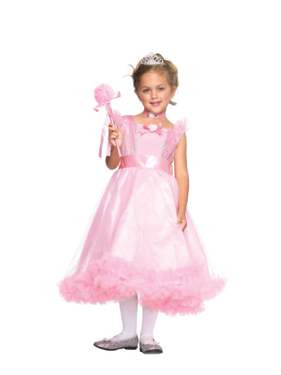 Disfraz Vestido Princesa Color Rosa Niña C48134 - $ 390.00 en ...