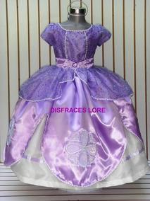 Clover Princesa Sofia Disfraces Ninos Recuerdos Cotillón