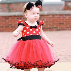 Disfraz Vestidotutu Minnie Talla 6 Meses A 3 Años