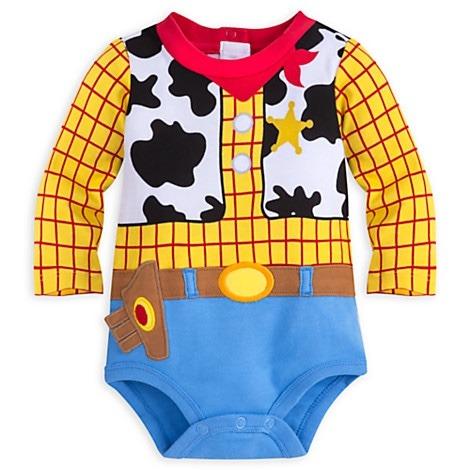 Disfraz Woody Bebe Disney Store Traje Vaquero Toy Story -   1 fc0c56846d3