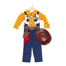 Disfraz Woody Con Luz Toy Story Original Talle 0 Playking