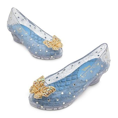 Disfraz Zapatos De Cenicienta Disney Store -   750 6a3f06f37dba