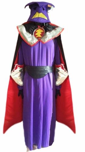 disfraz zurg toy stoy ajustable